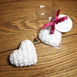 5. Širdelės - Dovanėlės svečiams