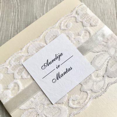 Kvietimai vestuvėms VK115
