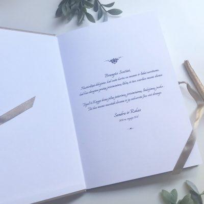Palinkėjimų knyga PK6
