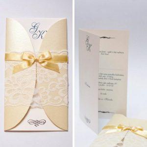 Vestuviniai kvietimai VK68. <strong>2,3 €</strong>