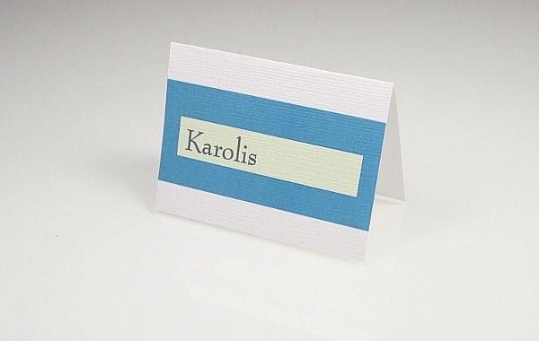 Stalo kortelės - SK23