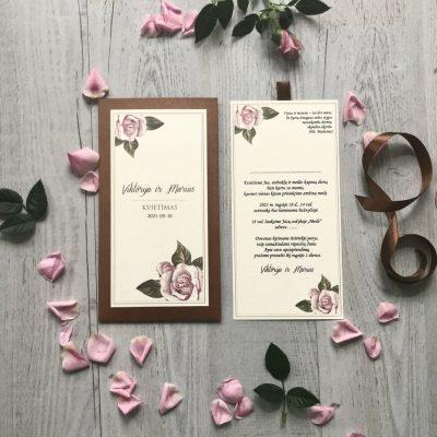 Vestuviniai kvietimai - VK101