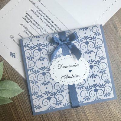 Vestuviniai kvietimai VK109