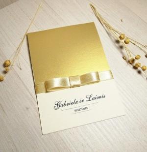 Vestuviniai kvietimai VK11. <strong>1,6 €</strong>