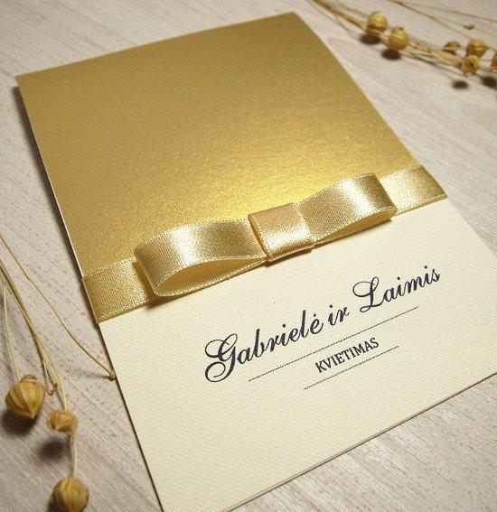 Vestuviniai kvietimai - VK11