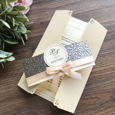 Vestuviniai kvietimai VK110