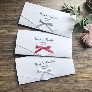 Vestuviniai kvietimai VK114. <strong>1,4 €</strong>