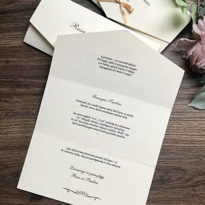 Vestuviniai kvietimai VK114