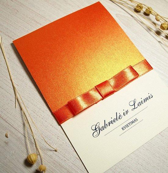 Vestuviniai kvietimai - VK12