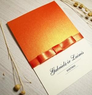 Vestuviniai kvietimai VK12. <strong>1,6 €</strong>