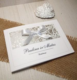 Vestuviniai kvietimai VK20. <strong>1,8 €</strong>