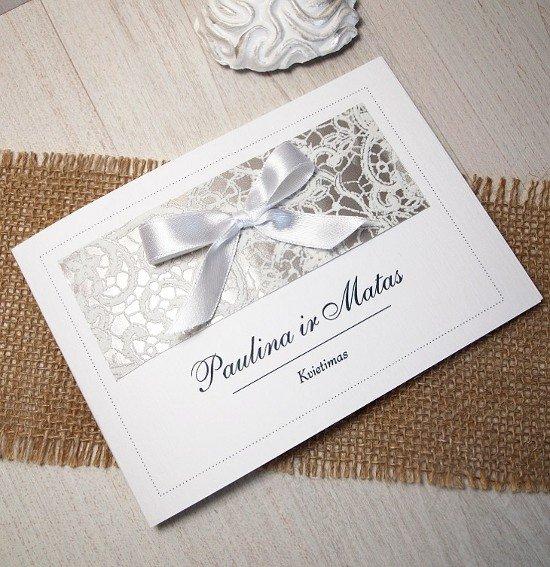 Vestuviniai kvietimai - VK20