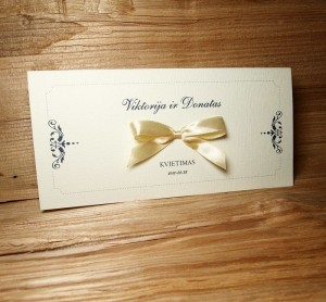 Vestuviniai kvietimai - VK22&nbsp;&nbsp;&nbsp;<strong>1,3 €</strong>
