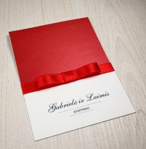 Vestuviniai kvietimai VK37. <strong>1,5 €</strong>