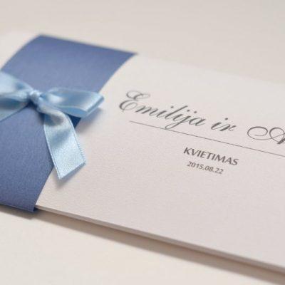 Vestuviniai kvietimai - VK38-3