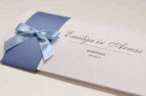 Vestuviniai kvietimai - VK38&nbsp;&nbsp;&nbsp;<strong>1,5 €</strong>