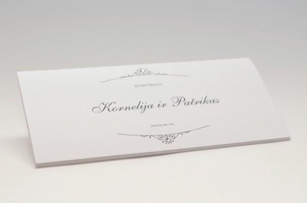 Vestuviniai kvietimai VK39