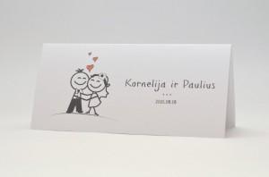 Vestuviniai kvietimai - VK40&nbsp;&nbsp;&nbsp;<strong>0,99 €</strong>