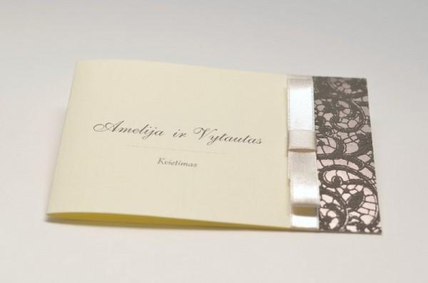 Vestuviniai kvietimai - VK42