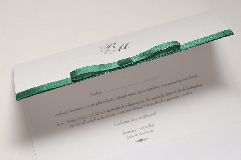Vestuviniai kvietimai - VK43