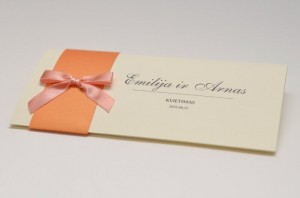 Vestuviniai kvietimai - VK46&nbsp;&nbsp;&nbsp;<strong>1,5 €</strong>