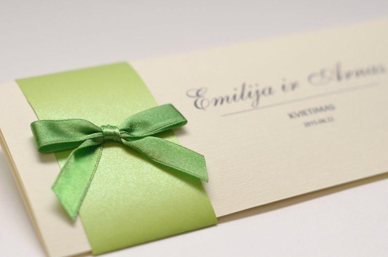 Vestuviniai kvietimai - VK46-2