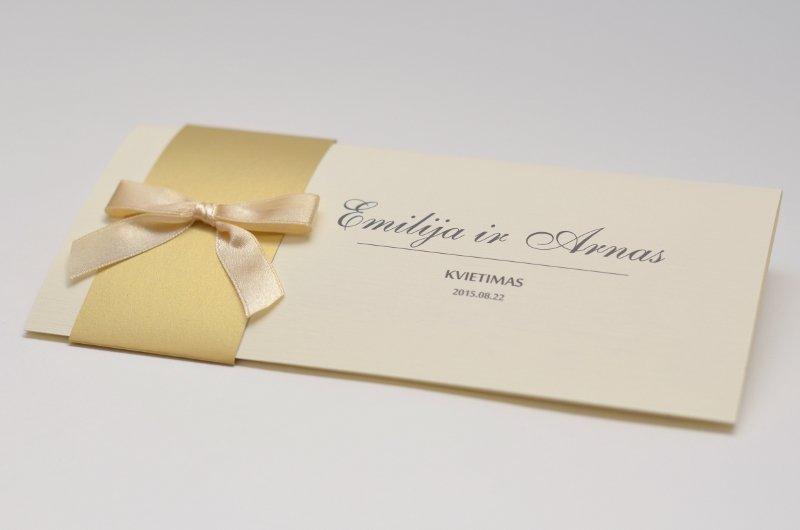Vestuviniai kvietimai VK46-3