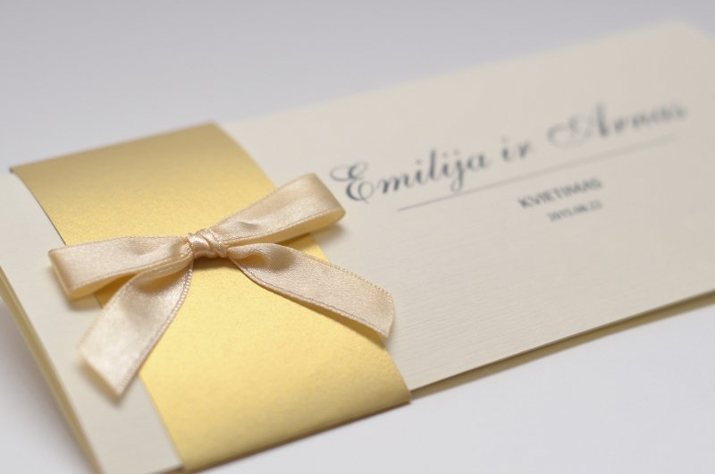 Vestuviniai kvietimai VK46