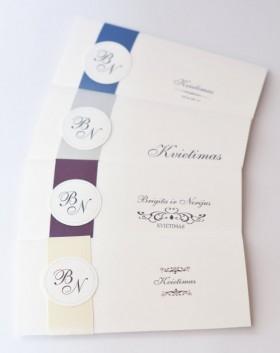 Vestuviniai kvietimai - VK55&nbsp;&nbsp;&nbsp;<strong>1,45 €</strong>