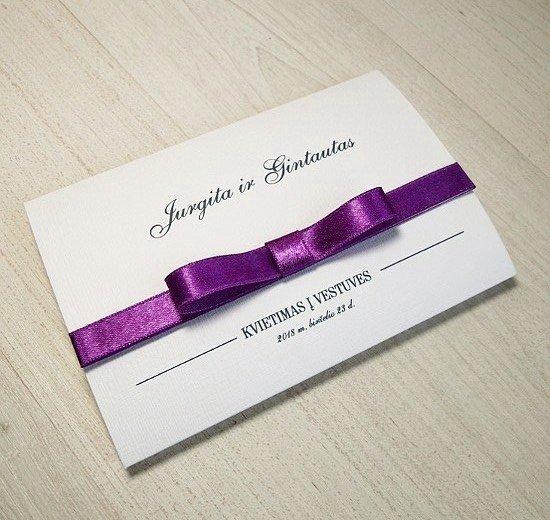 Vestuviniai kvietimai - VK60