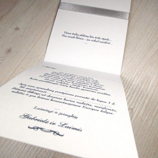 Vestuviniai kvietimai VK69