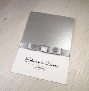 Vestuviniai kvietimai VK69. <strong>1,6 €</strong>