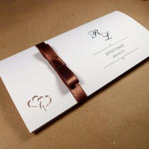 Vestuviniai kvietimai VK79.  <strong>1,6 €</strong>
