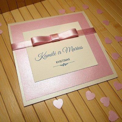 Vestuviniai kvietimai - VK8