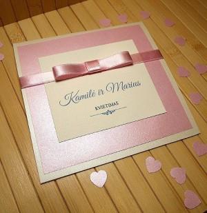 Vestuviniai kvietimai - VK8&nbsp;&nbsp;&nbsp;<strong>2,2 €</strong>