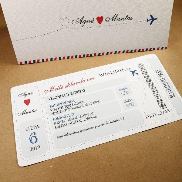 Vestuviniai kvietimai VK76
