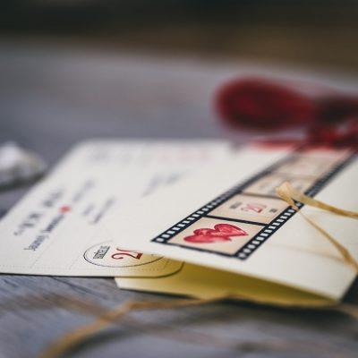 Vestuviniai kvietimai - VK85