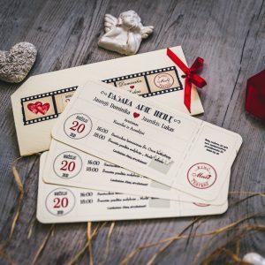 Vestuviniai kvietimai VK85. <strong>1,9 €</strong>