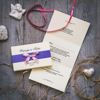 Vestuviniai kvietimai - VK86