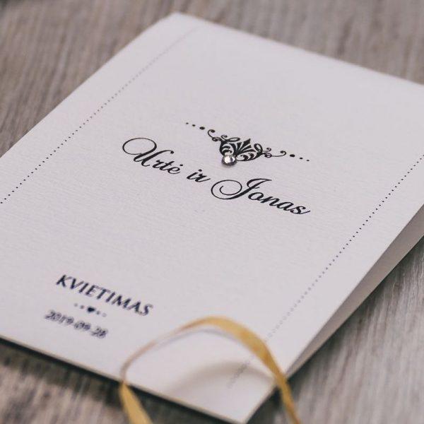 Vestuviniai kvietimai - VK89