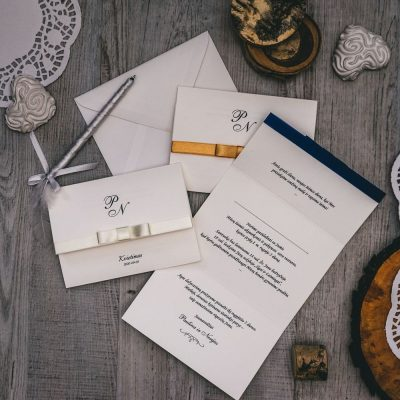 Vestuviniai kvietimai - VK91