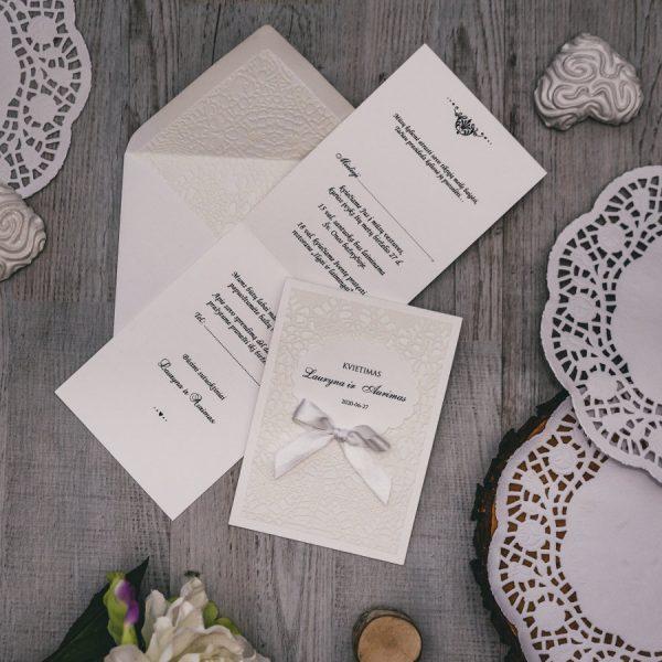 Vestuviniai kvietimai VK94