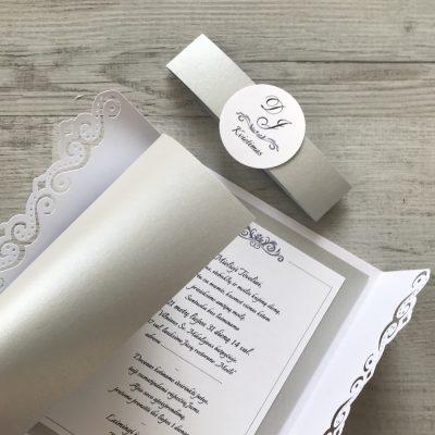 Vestuviniai kvietimai VK96