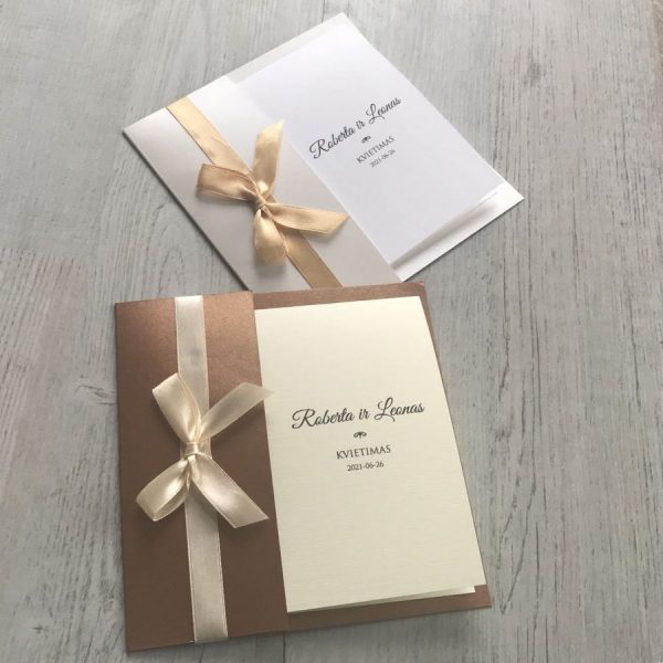 Vestuviniai kvietimai VK98