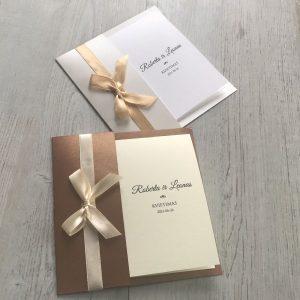 Vestuviniai kvietimai VK98. <strong>2 €</strong>