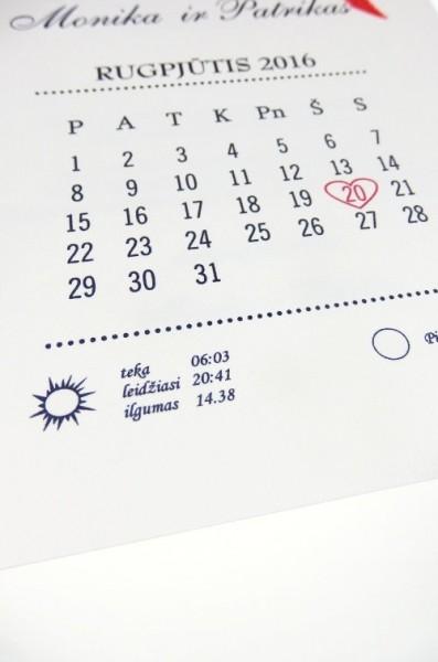 Vestuviniai kvietimai - VK31