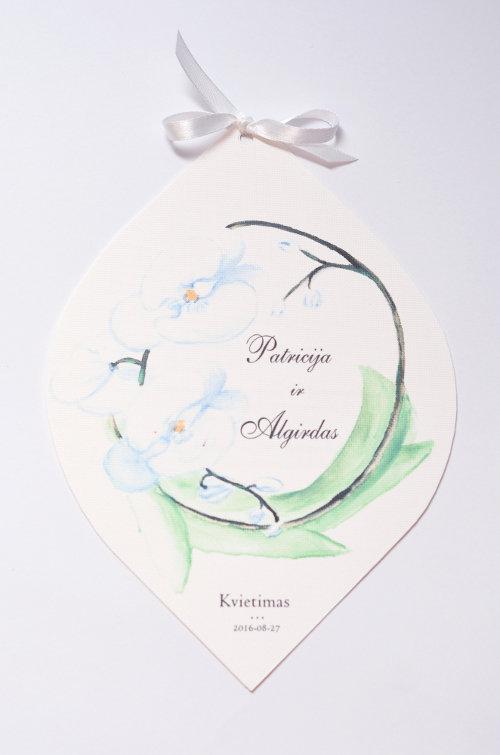 Vestuvinis kvietimas - VK56