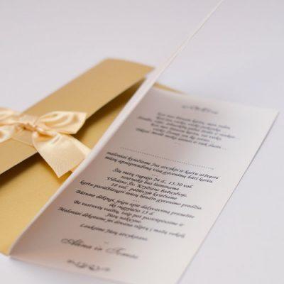 Vestuviniai kvietimai - VK61