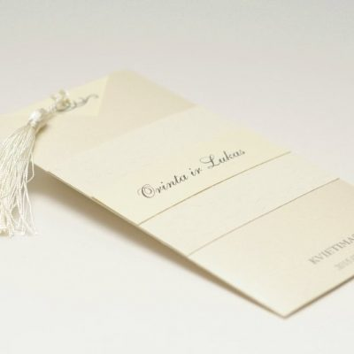 Vestuvinis kvietimas - VK67