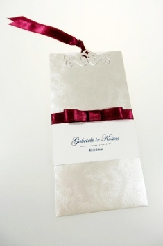 Vestuviniai kvietimai - VK70